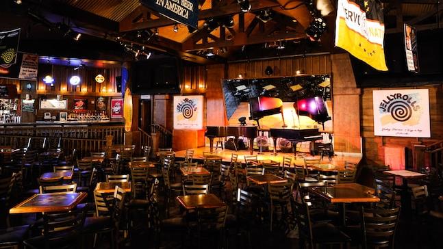 Jellyrolls at Walt Disney World