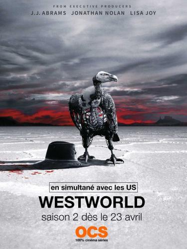 Westworld (Saison 1 et 2 complètes)   FR
