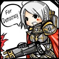 Débloquer un nouveau personnage - Page 4 Battle_sisters_by_orange9714_edit