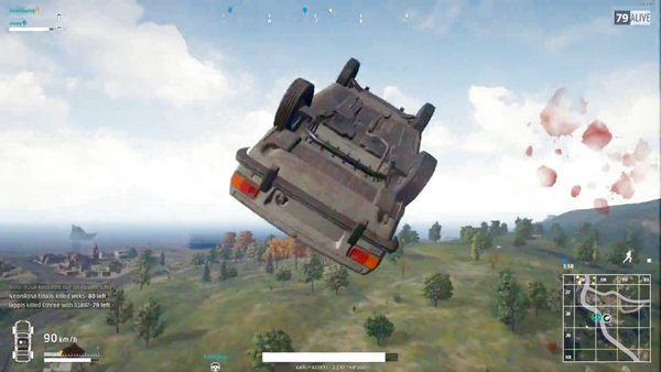 PUBG - Có chết cũng đừng để thằng bạn lái xe!