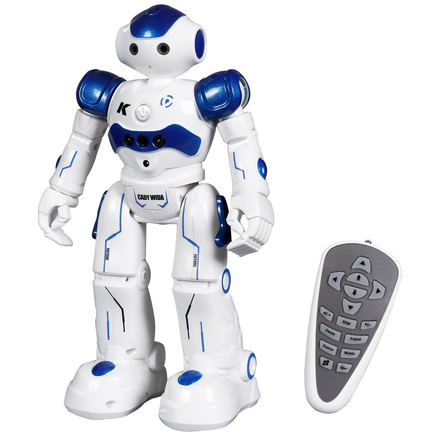 Details About Toys For Boys Robot Kids Birthday Gift Toddler 6 7 8 9 Year Old Age