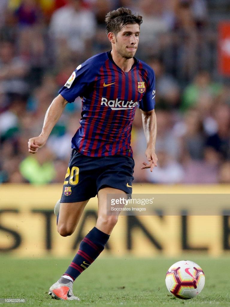 صور مباراة : برشلونة - هويسكا 8-2 ( 02-09-2018 )  R3