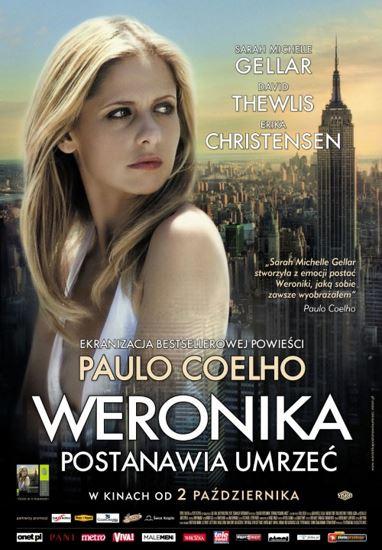Weronika postanawia umrzeć / Veronika Decides to Die (2009)  PL.BRRip.Xvid-GR4PE / Lektor PL