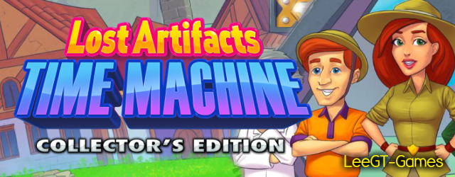 Lost Artifacts 4: Time Machine Collector's Edition {v.Final}