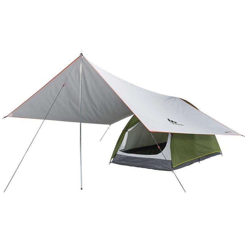 Zelt Für Regen : Quechua schutzzelt tarp unterschlupf zelt sonnensegel wind