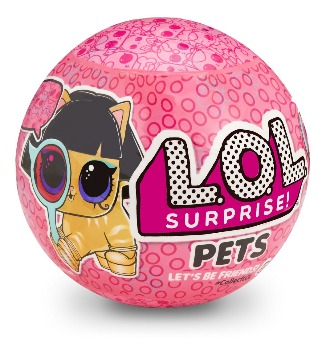 L.O.L LOL SURPRISE DOLLS PETS Series 4 DECODER BOX of 18 ~ IN HAND ~ MGA !!!!