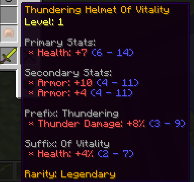 hack and slash minecraft server
