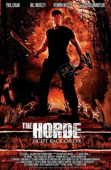 Horda / The Horde (2016)  PL.BRRip.Xvid-DiDi / Lektor PL