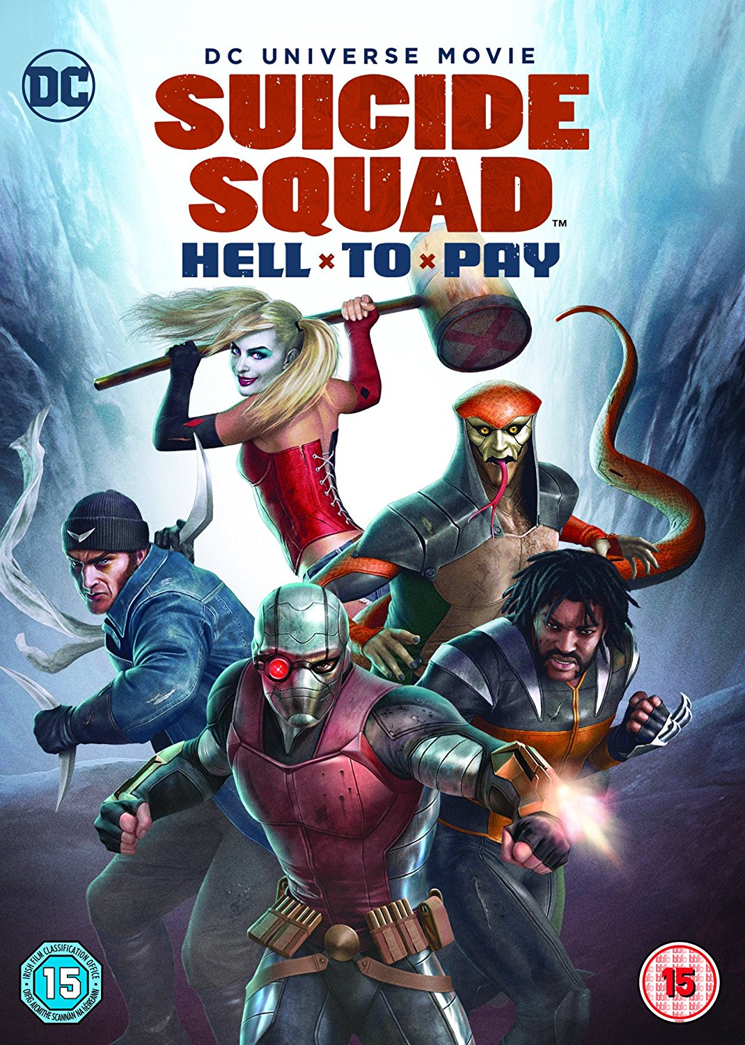Suicide Squad: Hell to Pay (2018) BluRay 720p 1GB x264