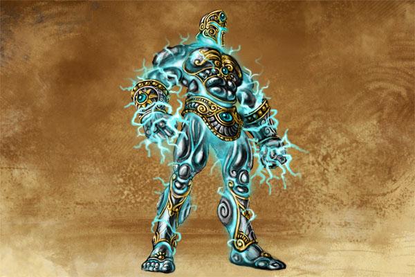 4 Colossus Titan