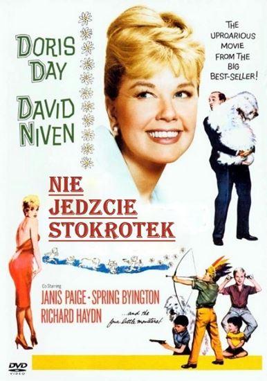 Nie jedzcie stokrotek / Please Don't Eat the Daisies (1960) PL.AC3.DVDRip.XviD-GR4PE | Lektor PL