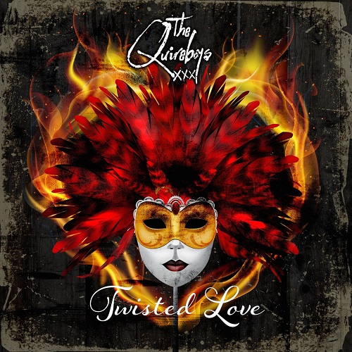 The Quireboys - Twisted Love (2016) [FLAC]
