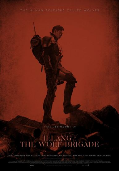 Illang: Wilcza brygada / Illang: The Wolf Brigade (2018) PL.NF.WEB-DL.XviD-KiT | Lektor PL