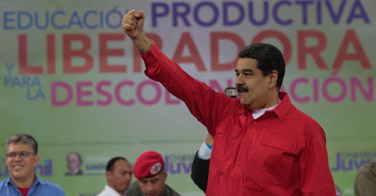 011718_PM_Maduroparticipaencuentronacionaldocentes_Patria_M04_768x402