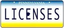 Licenses Folsom, PA
