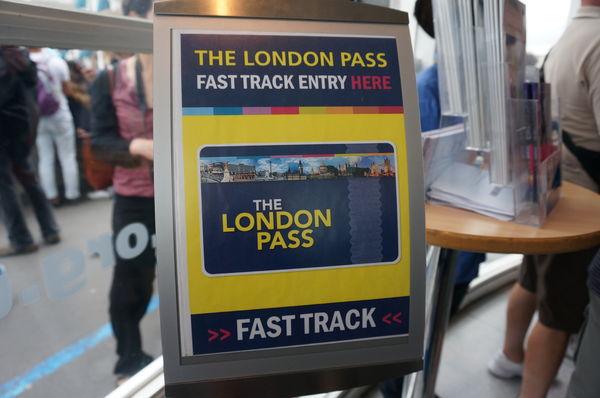 遊玩倫敦必備: London Pass一日遊記