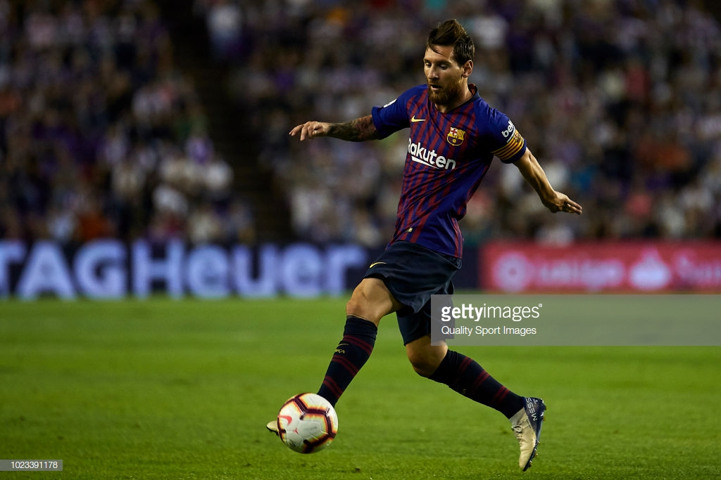 صور مباراة : بلد الوليد - برشلونة 0-1 ( 25-08-2018 )  L3