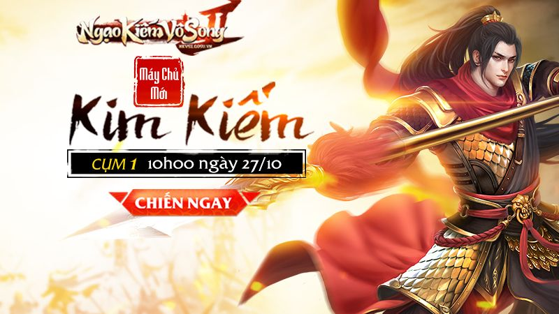 Giftcode - Ngạo Kiếm Vô Song 2 New