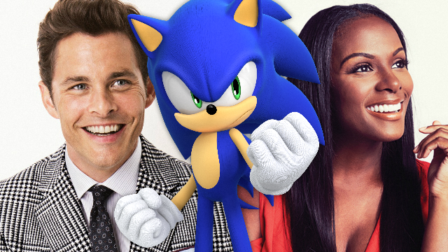 Sonic The Hedgehog Movie Casts Westworld S James Marsden Ride