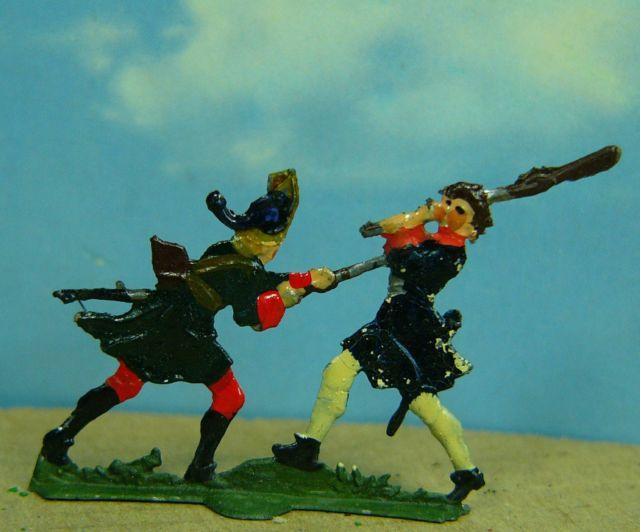 Gruppenfigur zur Schlacht bei Fehrbellin 16752