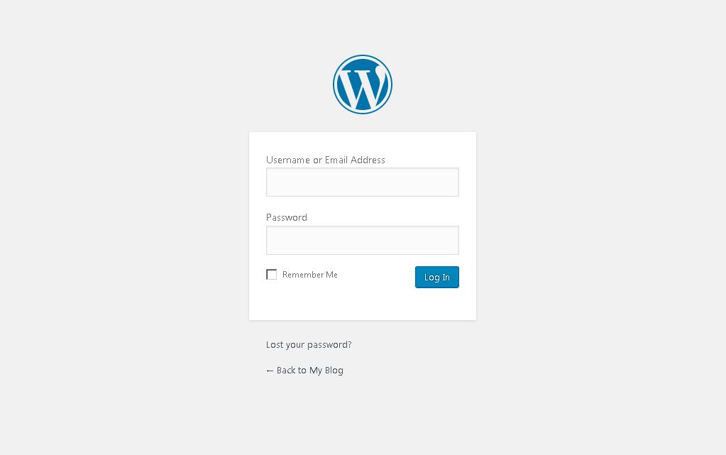 How to Make a Website | WordPress Login