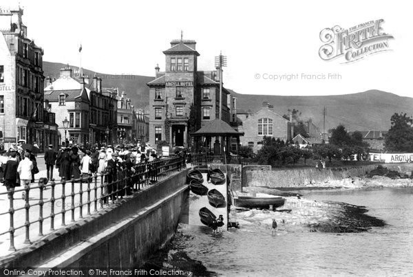 Tales of Home [7] - Page 9 Dunoon-argyll-hotel-1904-52613