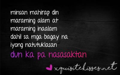 Filipino Quote Graphics