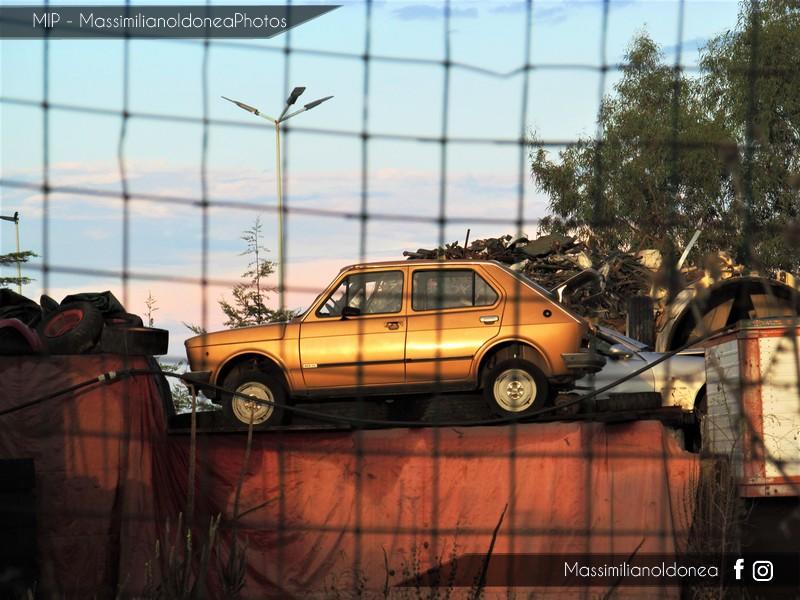 Auto Abbandonate - Pagina 6 Fiat-127
