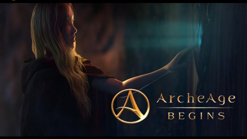 ArcheAge Begins tung bản cập nhật ngập tràn tuyết trắng chào Giáng Sinh