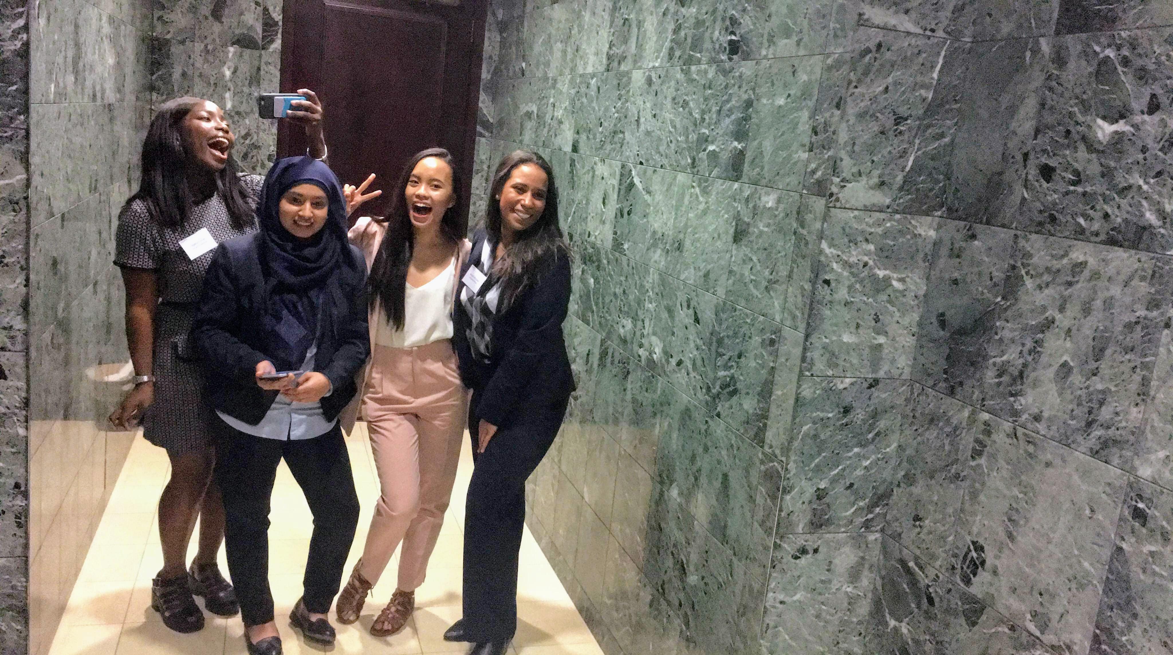 Nimi, Masuda, Me & Bianca