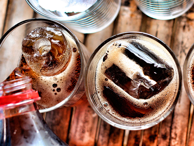 Soda lovers face deadly disease