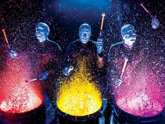 Blue Man Group Universal Orlando