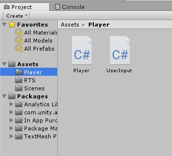 """[RESOLVIDO] Dúvida com relação à """"Escopo"""" e """"Namespace"""" entre pastas na Unity Folder-1"""