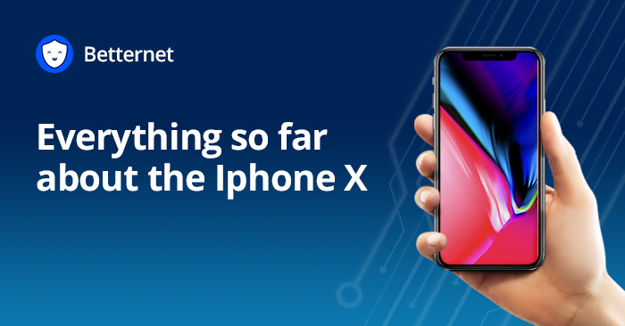 Everything we know so far about the iPhone X