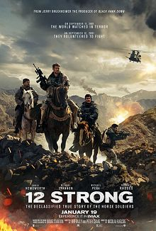 12 Strong 2018 NEW 720p HDCAM X264[1GB]