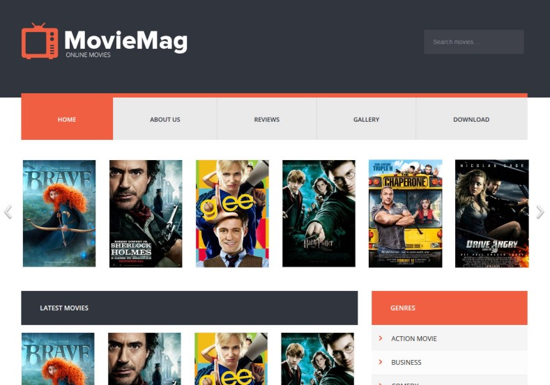 Movie_Mag_Blogger_Template_2