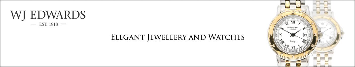 WJ Edwards Elegant Jewellery and Watches