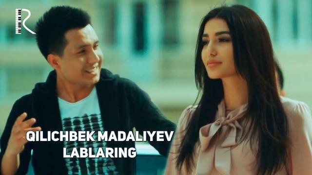 Qilichbek Madaliyev – Lablaring (VideoKlip 2018)
