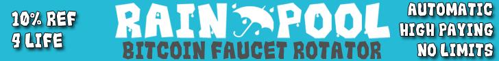 RainPool Faucet Rotator