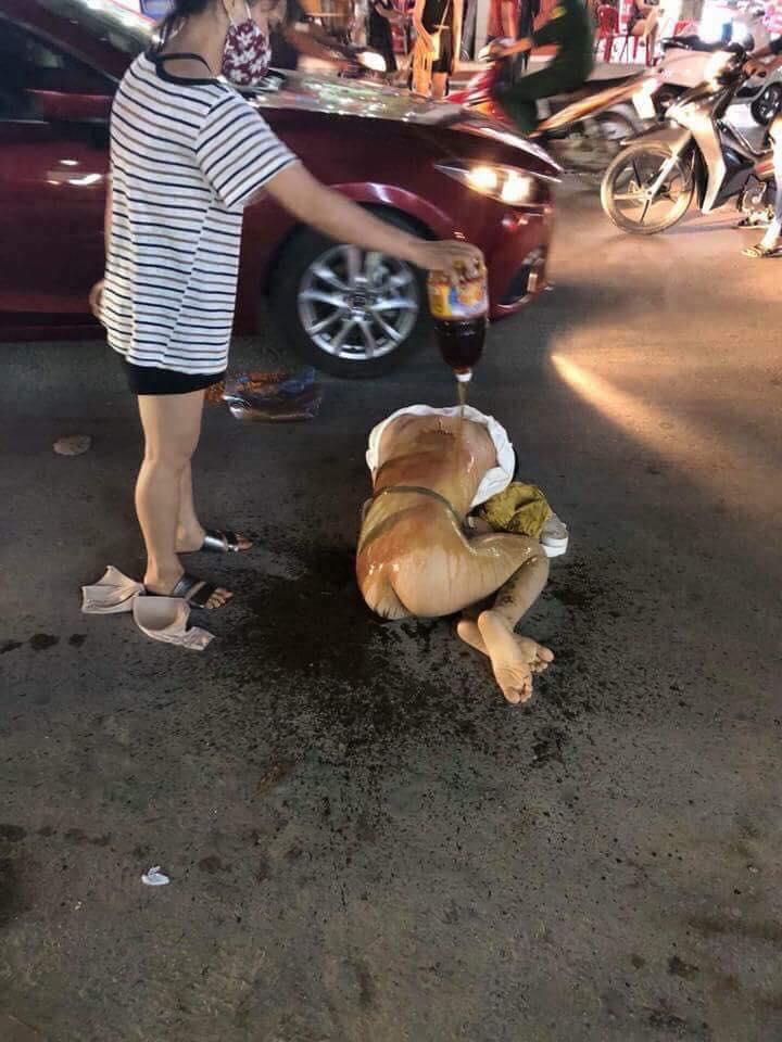 Đánh ghen căng đét ở Thanh Hóa: Combo nước mắm trộn bột ớt xát vào chỗ hiểm đối phương