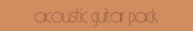acousticguitarpack