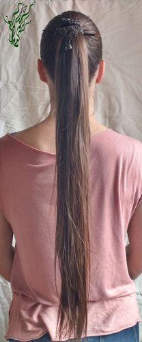 ponytail doof
