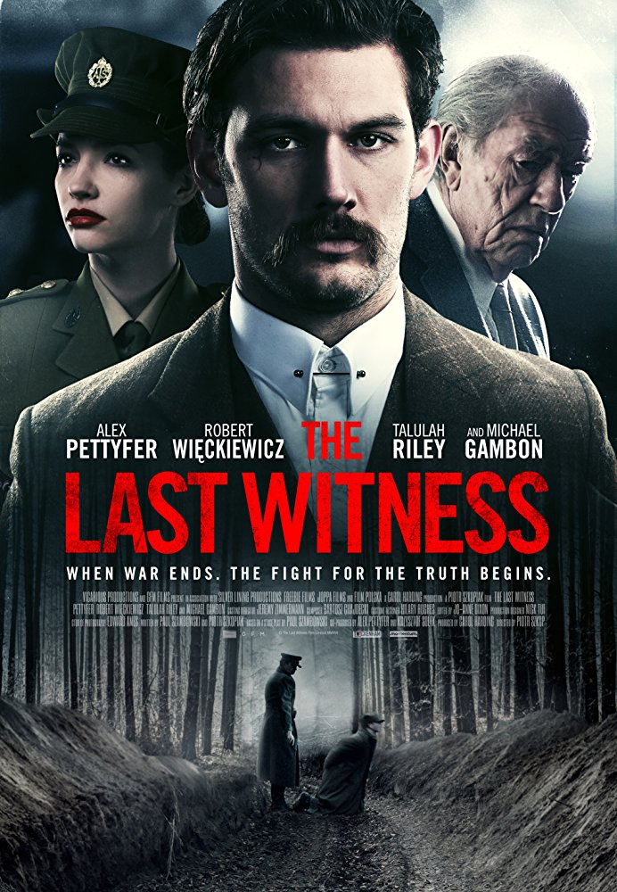 The Last Witness (2018) BluRay 720p 750MB