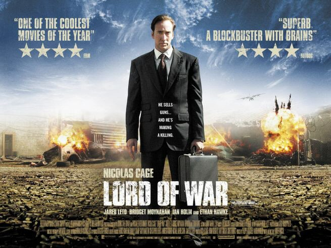 Lord of War (2005) HD
