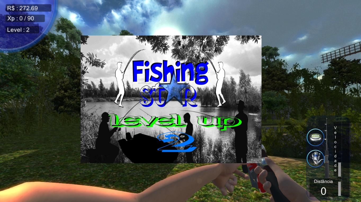 "Fishing Star [Novas Imagens e Video ""Gameplay""] 4"