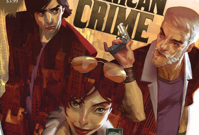 Edgar Ramirez Is In Talks To Lead Netflix S Adaptation Of Rick Remender S The Last Days Of American Crime