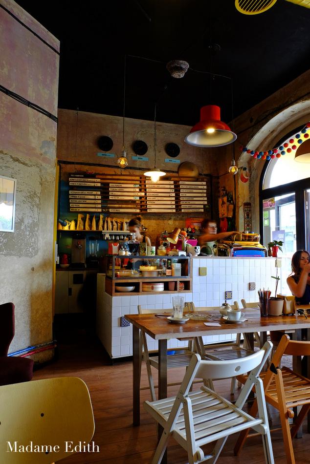 kawa speciality cafe la ruina poznań