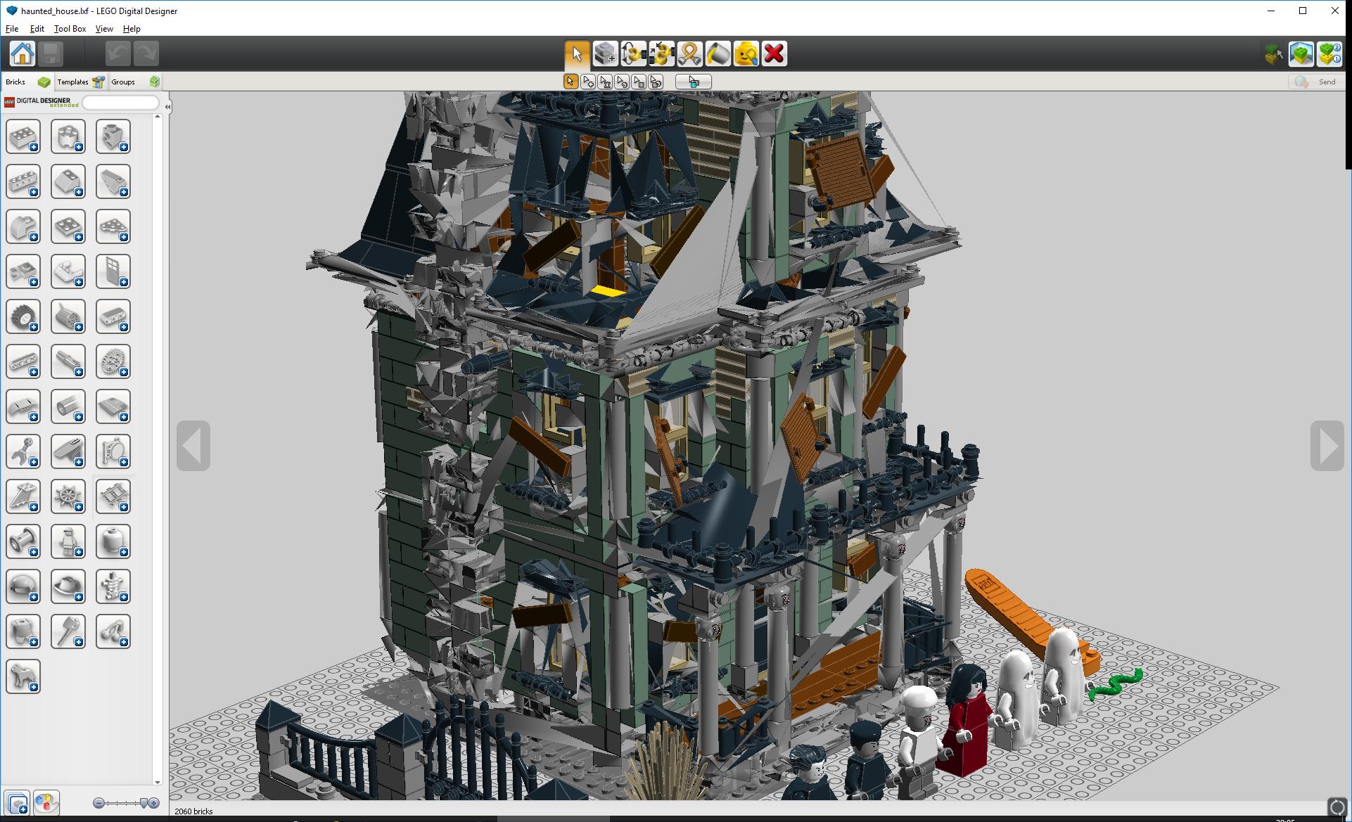 Ldd 439 Advanced Shading Broken In My Pc Page 2 Lego Digital