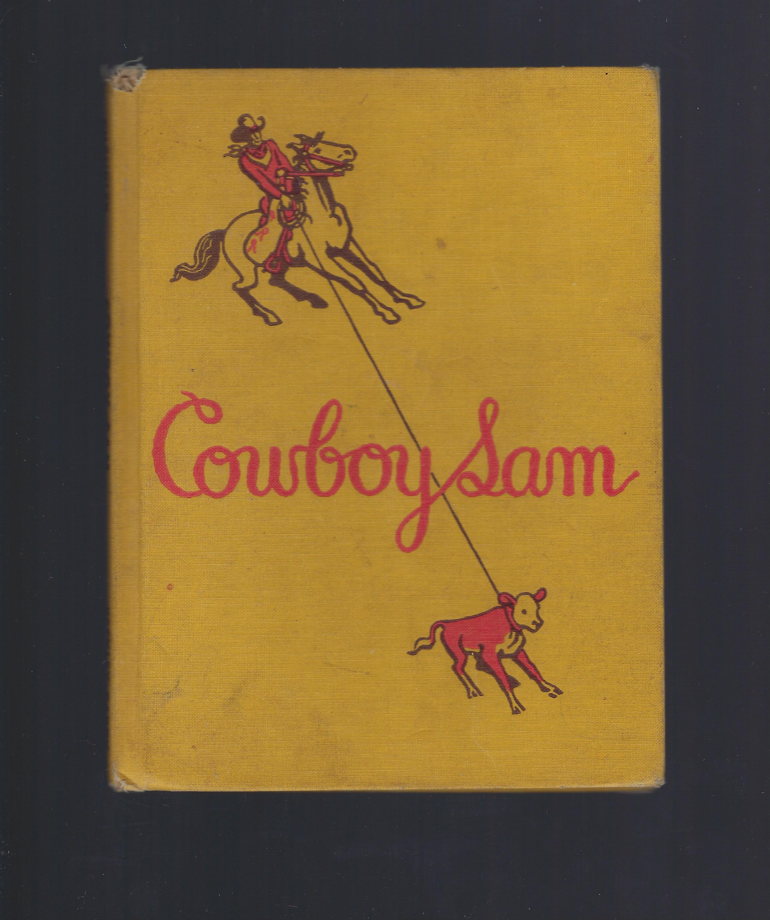 Cowboy Sam Reader First Reader in Series (1951), Chandler, Edna Walker