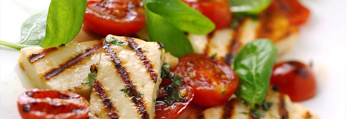 picture of mediterranean food